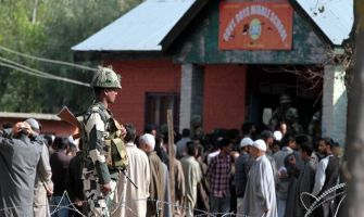 J-K urban local body polls: Third phase voting underway amid tight security, mobile internet suspended in Srinagar