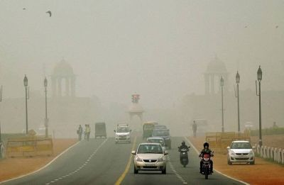 Delhi air quality deteriorates further as stubble burning continues unabated