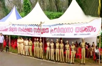 LIVE | Sabarimala Temple Opening: Security beefed up as tension mounts in Kerala; seven arrested