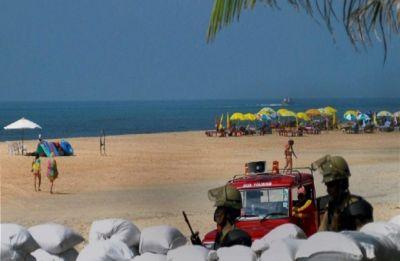 21-year-old Nagaland man drowns in Goa's Calangute beach
