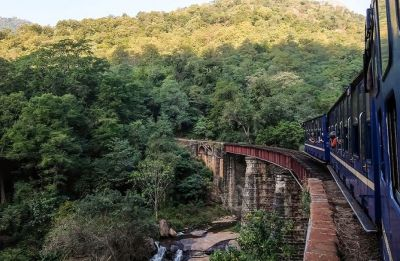 Trains cancelled as landslide hit Nilgiris mountain rail service