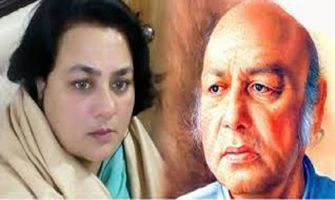 Pakistan's revolutionary poet Habib Jalib's daughter runs taxi to earn livelihood