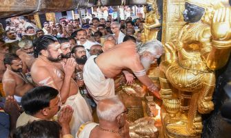 Sabarimala tantri to young women: Don't come to Sannidhanam and create problem