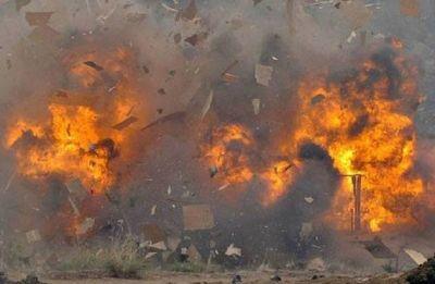 Bomb explosion before Manipur CM's visit to Kangpokpi district