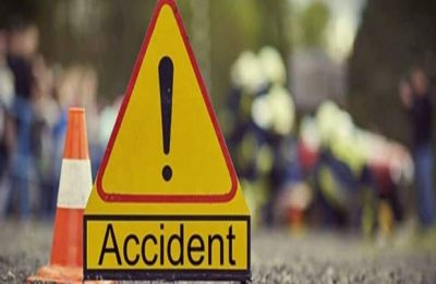 Police killed, another injured in UP road accident