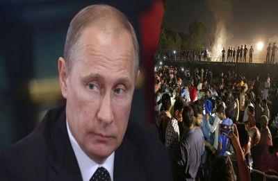 Amritsar Train Tragedy: Russian President Vladimir Putin offers condolences