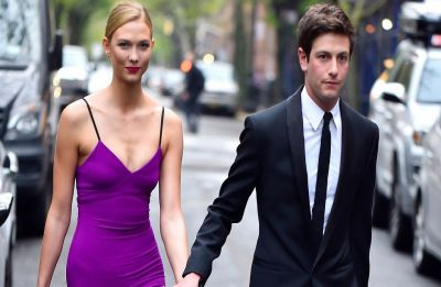 Supermodel Karlie Kloss just got married! Check out her wedding pics here