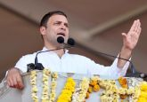 Rahul launches Congress poll campaign in Telangana: Promises farm loan waiver if party wins Assembly elections
