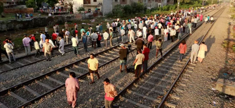 Amritsar Train Accident: Driver claims he applied emergency brakes, sped people after started stone pelting