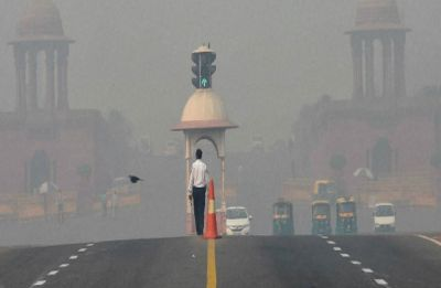 Delhi air quality dips to 'very poor', likely to worsen in coming days