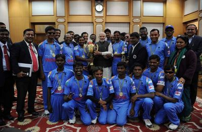 Four-time World Cup winners India Blind Cricket Team set to create more history