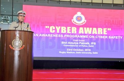Cyber Crime: 3,000 Delhi students cautioned against online threats, danger