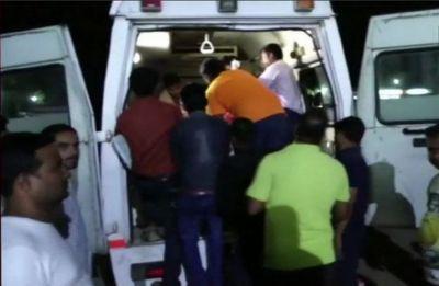 Bihar: One schoolkid dead, 20 injured in collision between bus, truck in Aurangabad district