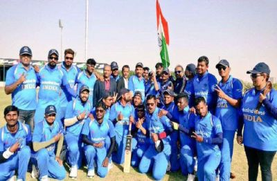 Indian Blind Cricket Team's key factor in dominance - Total commitment
