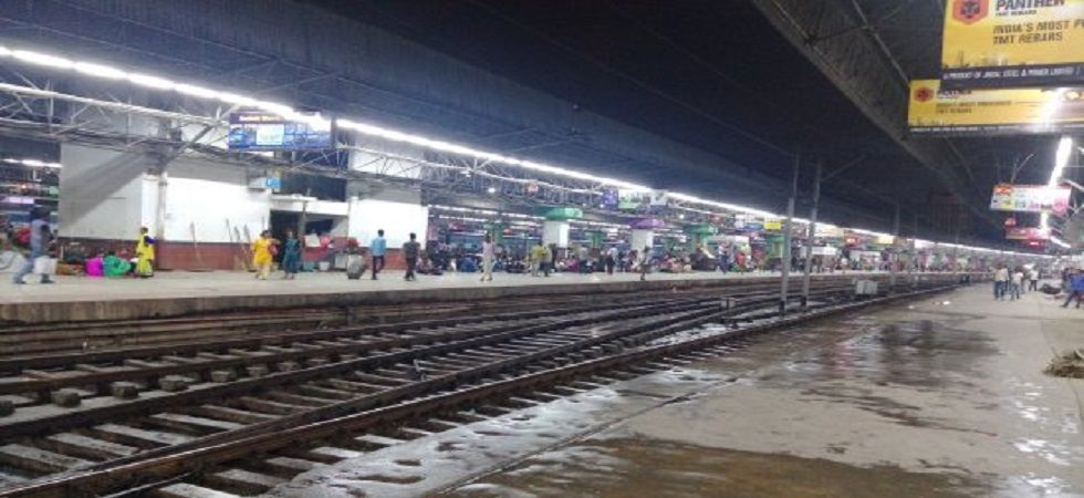 West Bengal's Howrah station (File Photo)