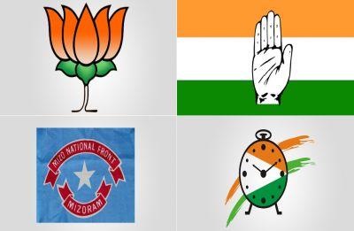 Major parties contesting Mizoram Assembly elections 2018