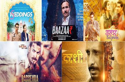 Grab your popcorn, here is a list of 5 Bollywood movies releasing this Friday