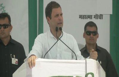 In Vasundhara Raje's bastion, Rahul Gandhi targets PM Modi on Rafale deal