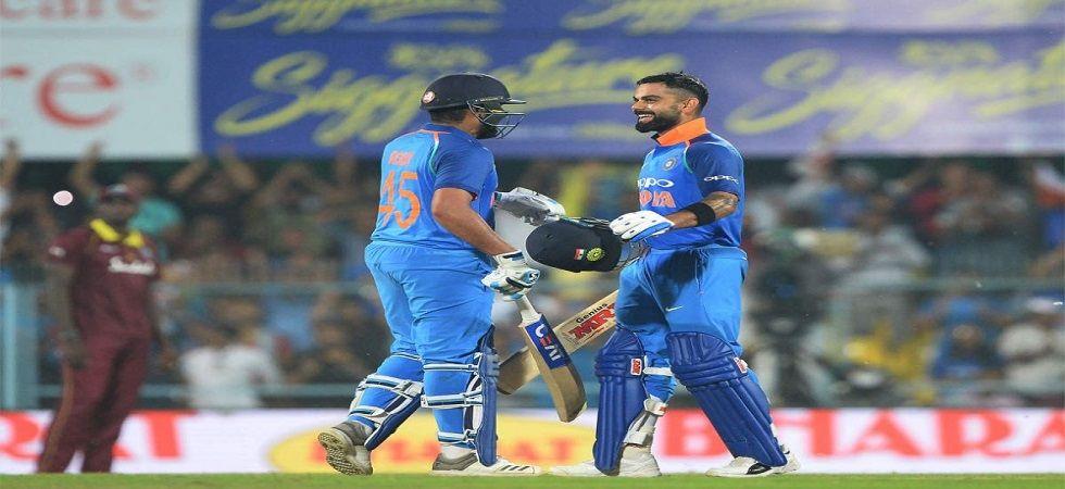 Virat Kohli's current level of consistency puts him on course to overhaul Sachin Tendulkar's ODI record
