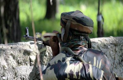Six militants killed in two separate encounters in Jammu and Kashmir