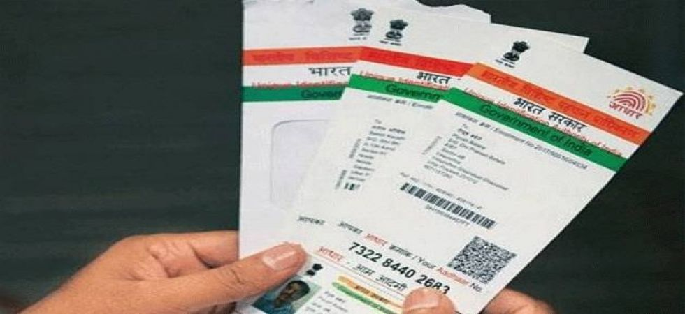 Aadhaar details help five-year-old girl reunite with family
