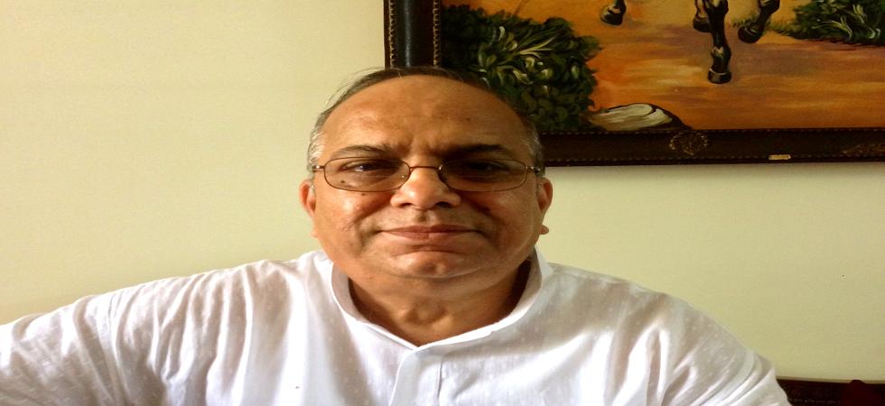 Retired Justice Ananga Kumar Patnaik