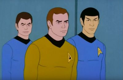 'Star Trek' animated comedy series in works from 'Rick and Morty' writer