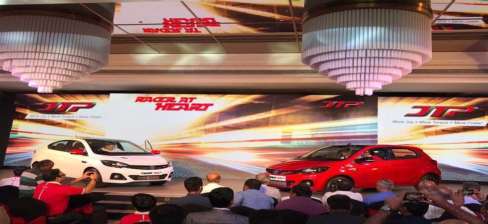 Tata Motors, Jayem Automotives unveil new range of cars (Photo- Twitter/@TataMotors)
