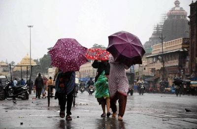 Rain in Odisha for three days from Sunday: IMD