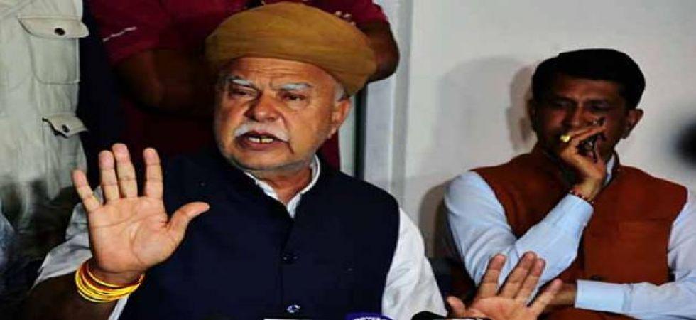 Rajasthan elections: Karni Sena to back candidates of Samta Andolan Samiti (File Photo)