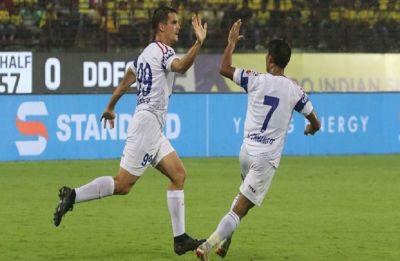 ISL: Delhi Dynamos lose 0-2 against Mumbai City
