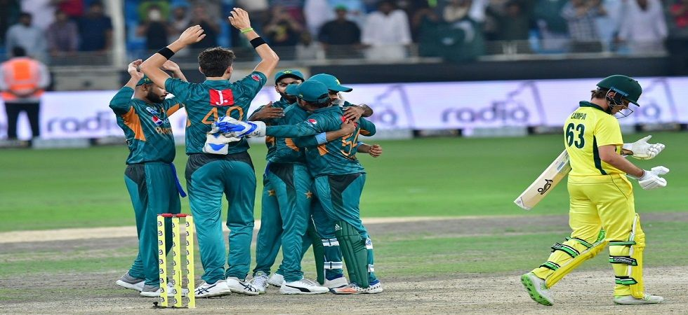 Pakistan secured a 11-run win over Australia to take an unassailable 2-0 lead in the three-match Twenty20 series. (Image credit: ICC)
