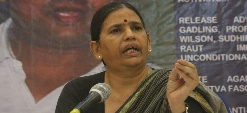 Sudha Bharadwaj faces arrest after the Pune court rejected the bail plea of three activists for their alleged involvement in the Bhima Koregaon violence. (Image source: Twitter)