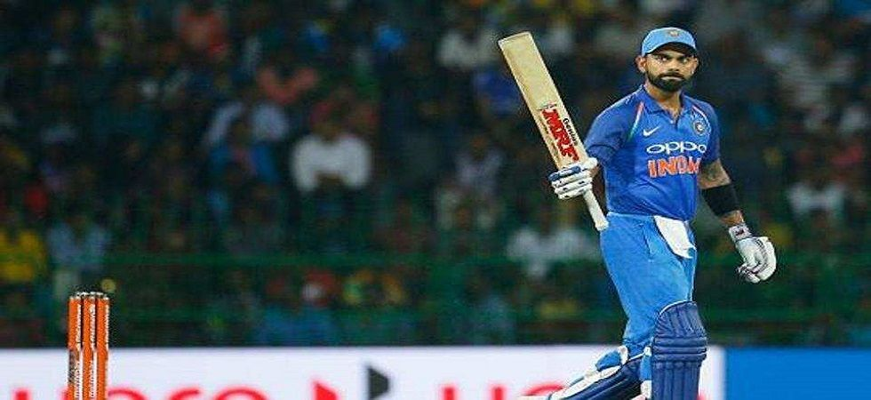 Virat Kohli's Indian team will be aiming to extend their series advantage to 2-0 in the Pune ODI. (Image credit: Twitter)