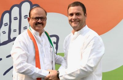 Tariq Anwar is back in Congress almost two decades after quitting the party