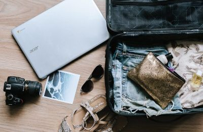 Holidaying? Five packing tips that will save space in your luggage