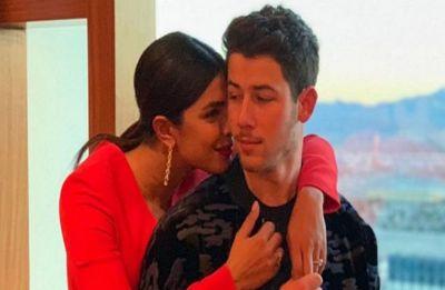 Priyanka Chopra keeps her first Karwa Chauth for Beau Nick Jonas; Check pictures