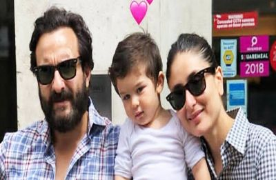 Saif Ali Khan is open to Taimur doing nappy commercials for THIS