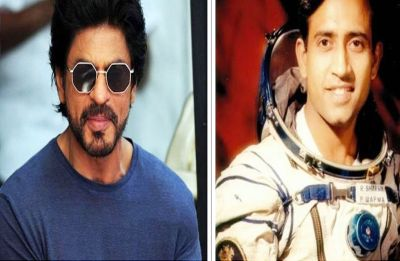 Shah Rukh Khan to put on Astronaut's suit for Rakesh Sharma Biopic: Saare Jahaan Se Achcha