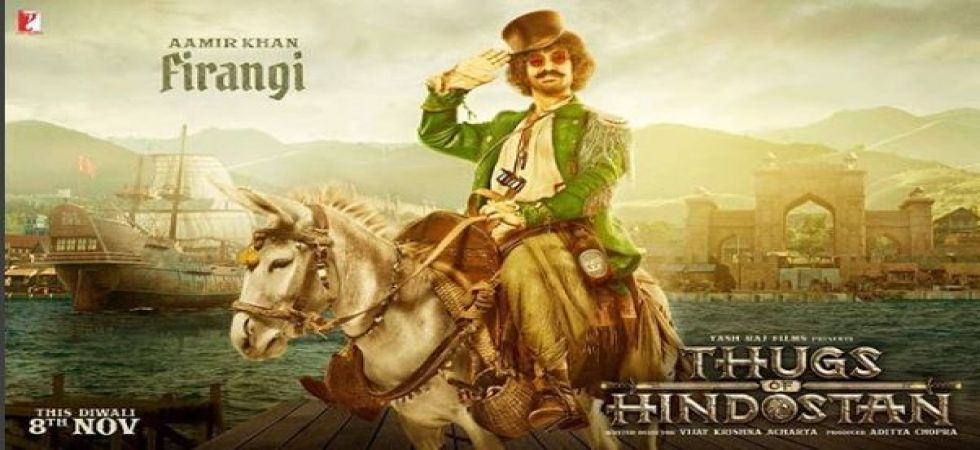 Everything that 'Firangi' adorns is robbed from someone, says Aamir Khan