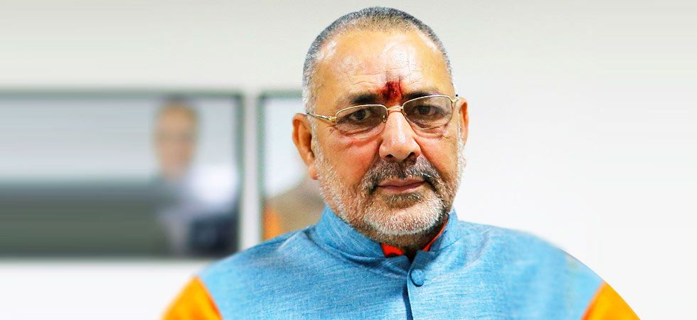 Ayodhya Land Dispute: Giriraj Singh says Hindus are losing their patience on the Ram temple issue