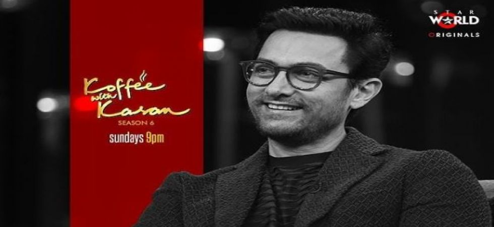 Aamir Khan does not cover hickeys, same cannot go for Karan Johar; Koffee with Karan 6 will reveal some fun-secrets