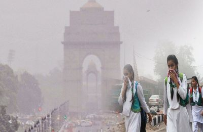 Alert! 98 per cent children under five from countries like India exposed to toxic air: WHO