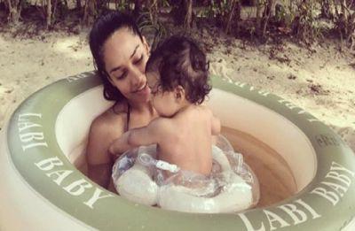 Lisa Haydon's anniversary post for husband, Dino Lalvani is giving Little Zack a head turn-away
