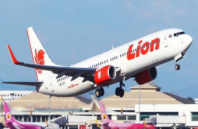 Lion Air passenger jet with 189 on board crashes in Indonesia