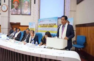 Realise potential of available resources and maximize its usage: Meghalaya Chief Minister Conrad K Sangma to health experts in Northeast region