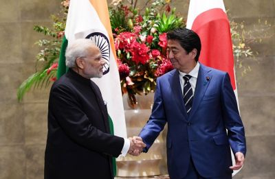 India, Japan sign $75-billion currency swap agreement