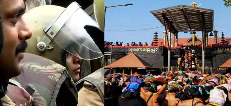 BJP begins dawn-to-dusk hunger strike over arrest of Sabarimala protesters