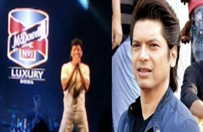 Shaan attacked for singing a Bengali song during Assam concert, Watch Video