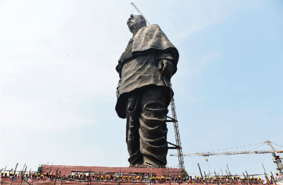 Statue of Unity to be unveiled tomorrow: Some interesting facts